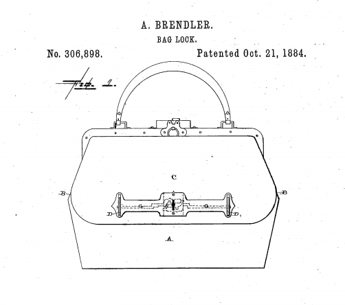 A Purse Lock Patent