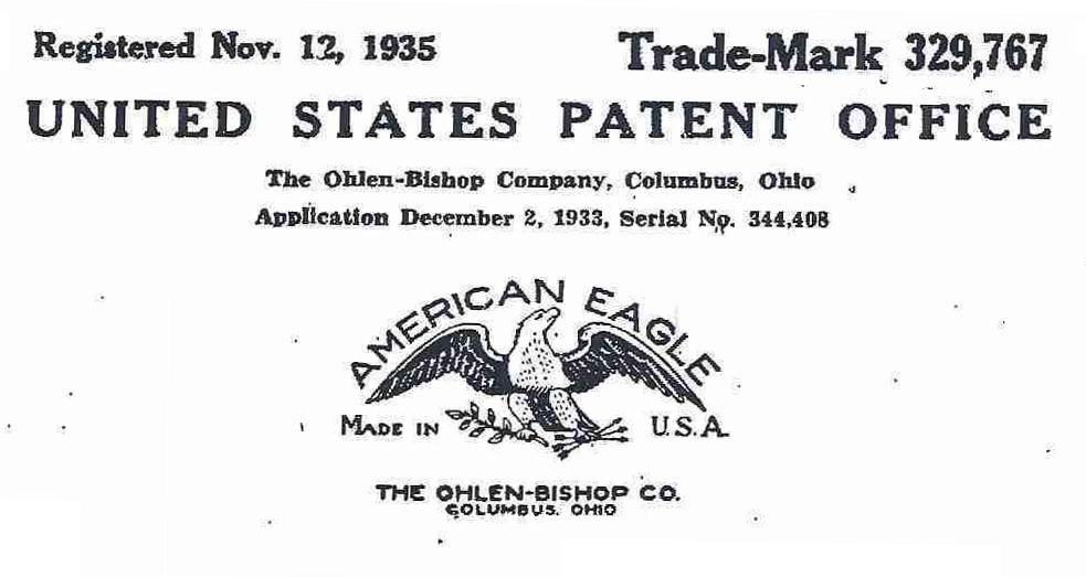 An Ohlen Bishop Trademark