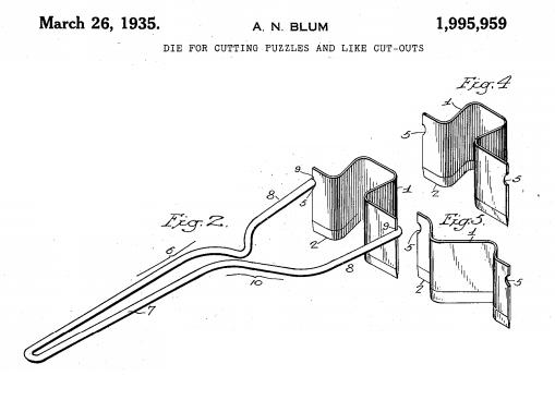 Disston's Jigsaw Patent!