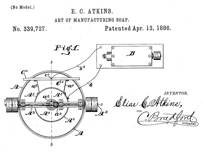An Unexpected E. C. Atkins patent